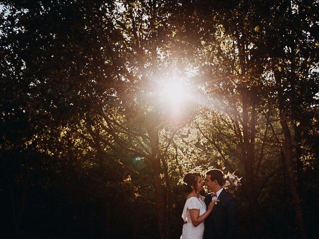 La boda de Daniel y Silvia en Freande, Orense 33