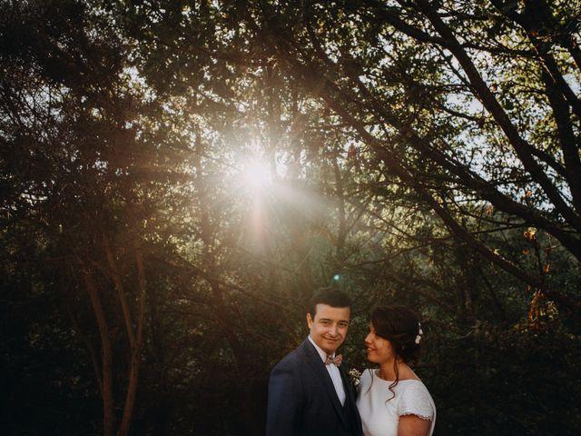 La boda de Daniel y Silvia en Freande, Orense 34