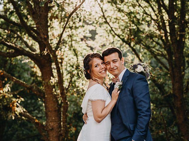 La boda de Daniel y Silvia en Freande, Orense 35