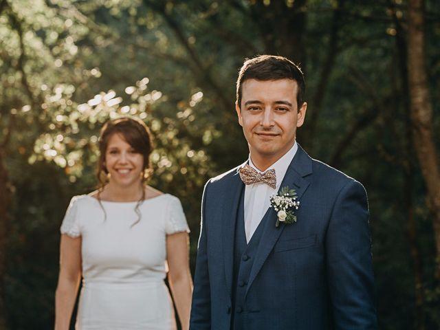 La boda de Daniel y Silvia en Freande, Orense 36