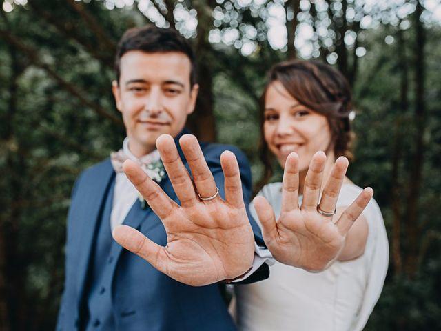 La boda de Daniel y Silvia en Freande, Orense 38