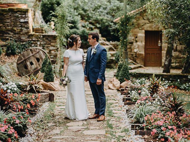 La boda de Daniel y Silvia en Freande, Orense 39