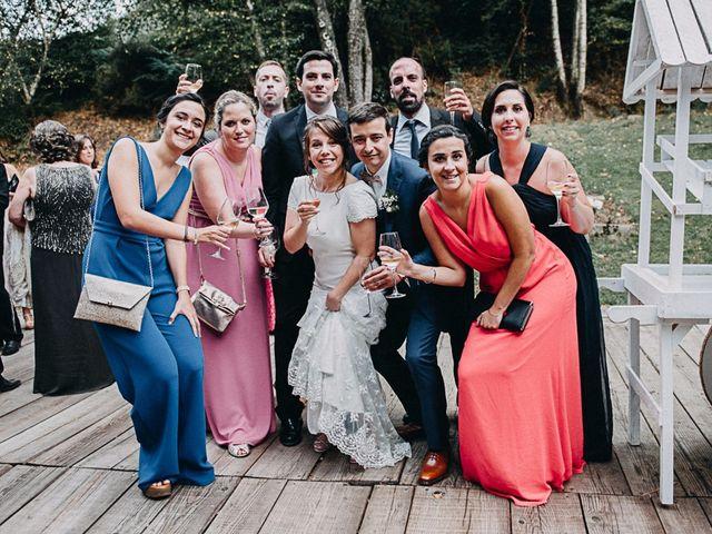 La boda de Daniel y Silvia en Freande, Orense 42