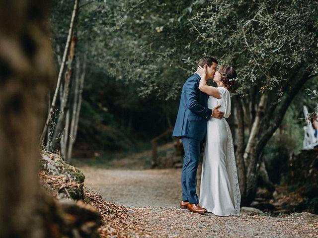 La boda de Daniel y Silvia en Freande, Orense 45