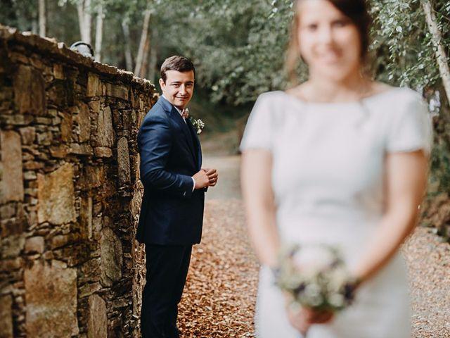 La boda de Daniel y Silvia en Freande, Orense 46