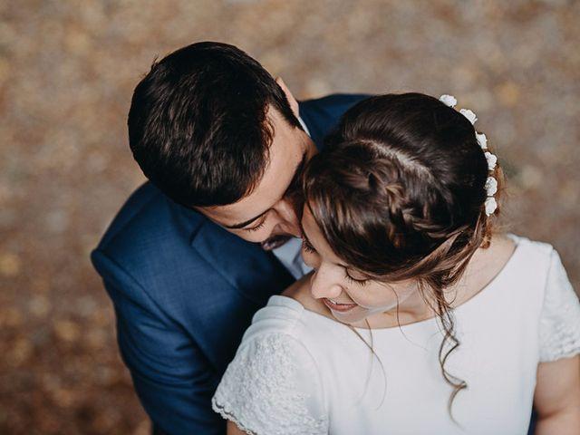 La boda de Daniel y Silvia en Freande, Orense 48