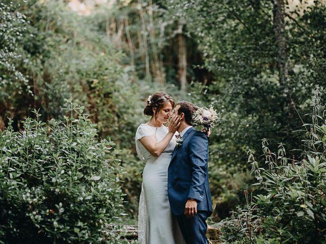 La boda de Daniel y Silvia en Freande, Orense 49