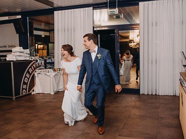 La boda de Daniel y Silvia en Freande, Orense 50