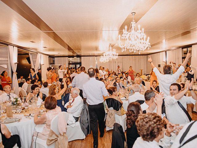 La boda de Daniel y Silvia en Freande, Orense 53