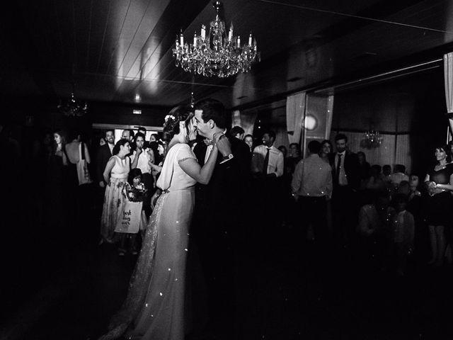 La boda de Daniel y Silvia en Freande, Orense 57