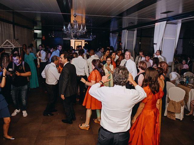La boda de Daniel y Silvia en Freande, Orense 60