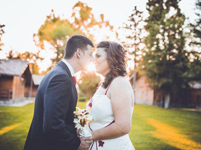 La boda de Daci y Sergio