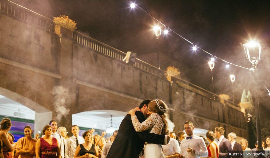 La boda de Rubén y Belén en Cangas De Onis, Asturias