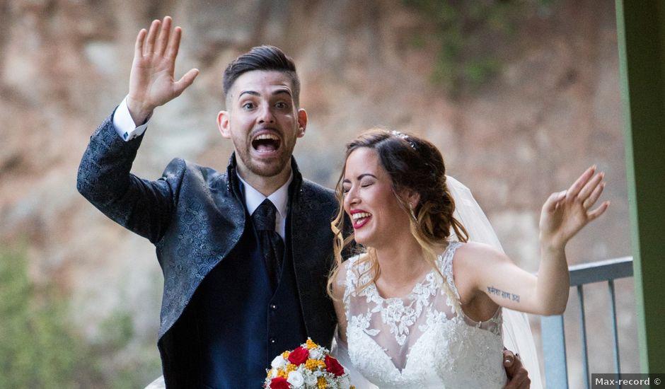 La boda de Carlos y Ester en Caldes De Montbui, Barcelona