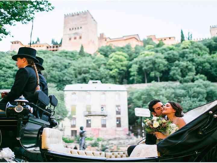 La boda de Erika y Manu