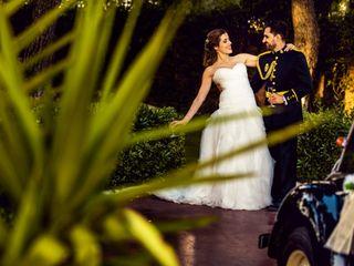 La boda de Giovanna y Fernando