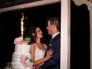 La boda de Rocío y Toni