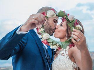 La boda de Mercedes y Daniel