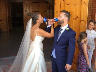 La boda de Yasmina y Jose Antonio