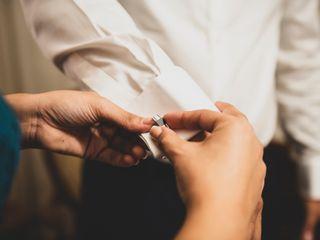 La boda de Isa y Santiago 1