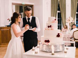 La boda de Oana y Paul