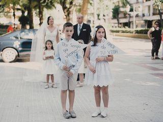 La boda de Maria y Sergio 3