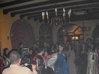 La boda de Elena y Chema 2
