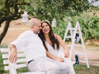 La boda de Mariana y Jesus