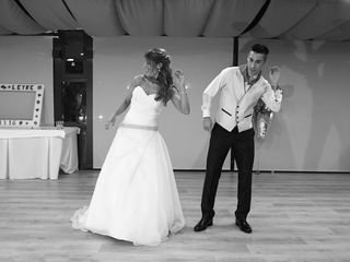 La boda de Leyre y Fermín