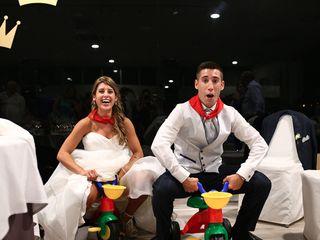 La boda de Leyre y Fermín 2
