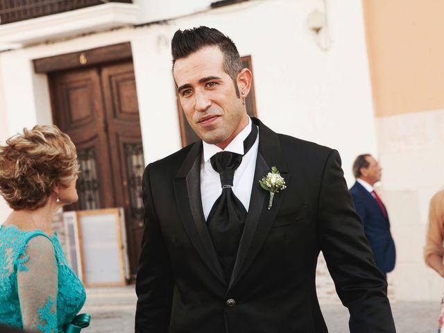 La boda de Jorge y Vanesa en Chiva, Valencia 23