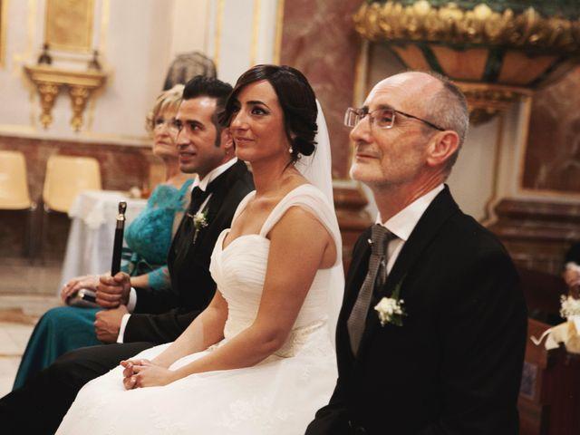 La boda de Jorge y Vanesa en Chiva, Valencia 26