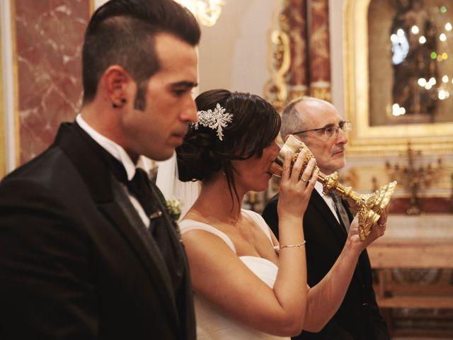 La boda de Jorge y Vanesa en Chiva, Valencia 27