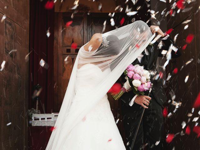La boda de Jorge y Vanesa en Chiva, Valencia 28