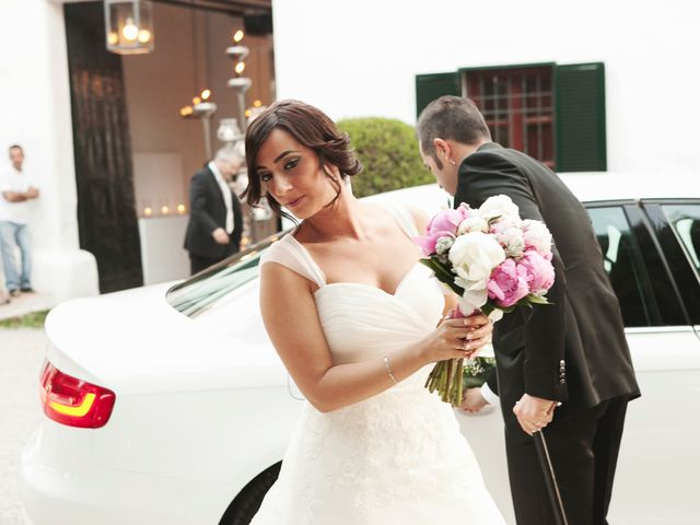 La boda de Jorge y Vanesa en Chiva, Valencia 30
