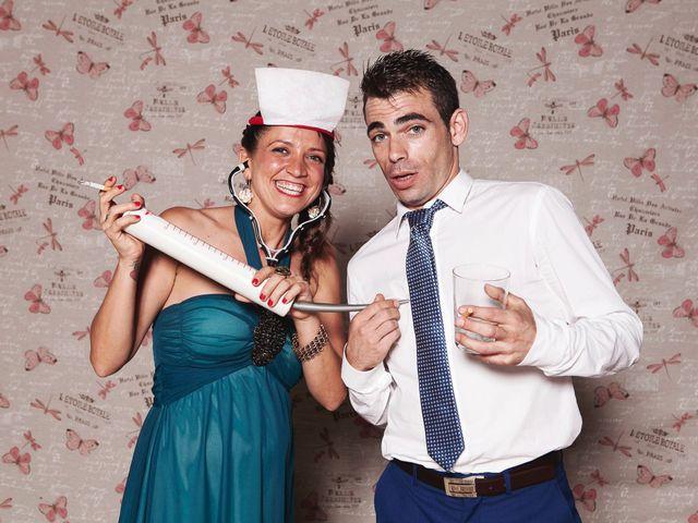 La boda de Jorge y Vanesa en Chiva, Valencia 42