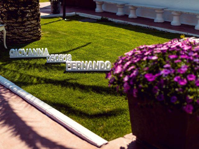 La boda de Fernando y Giovanna en Torrejon De La Calzada, Madrid 3