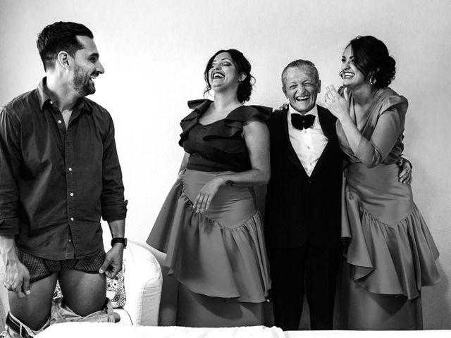 La boda de Fernando y Giovanna en Torrejon De La Calzada, Madrid 12