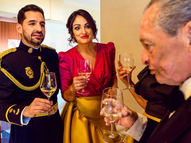 La boda de Fernando y Giovanna en Torrejon De La Calzada, Madrid 15