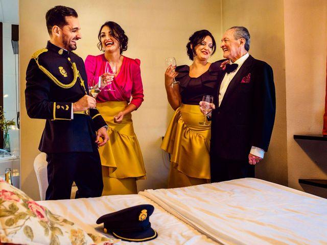 La boda de Fernando y Giovanna en Torrejon De La Calzada, Madrid 16