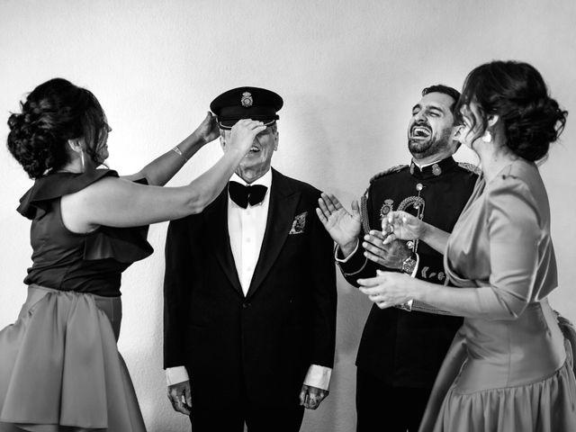 La boda de Fernando y Giovanna en Torrejon De La Calzada, Madrid 17