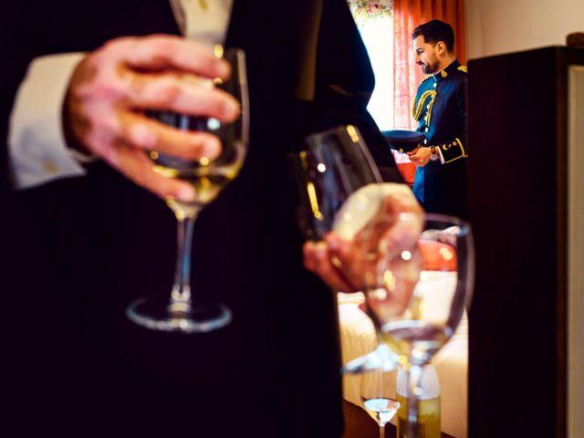 La boda de Fernando y Giovanna en Torrejon De La Calzada, Madrid 18