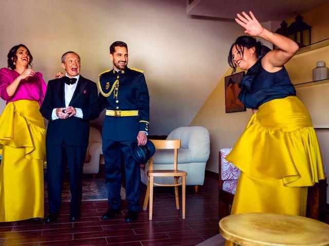 La boda de Fernando y Giovanna en Torrejon De La Calzada, Madrid 21