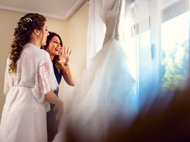 La boda de Fernando y Giovanna en Torrejon De La Calzada, Madrid 32