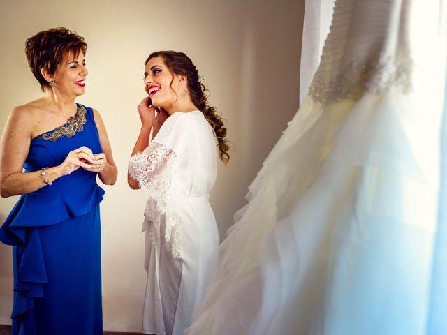 La boda de Fernando y Giovanna en Torrejon De La Calzada, Madrid 33