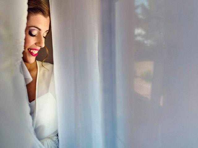 La boda de Fernando y Giovanna en Torrejon De La Calzada, Madrid 34