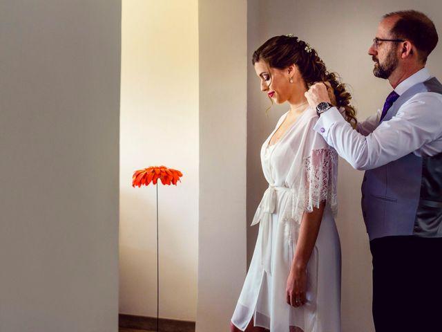 La boda de Fernando y Giovanna en Torrejon De La Calzada, Madrid 35