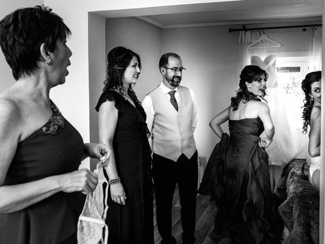 La boda de Fernando y Giovanna en Torrejon De La Calzada, Madrid 36