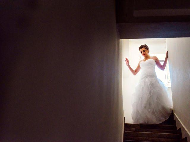 La boda de Fernando y Giovanna en Torrejon De La Calzada, Madrid 44