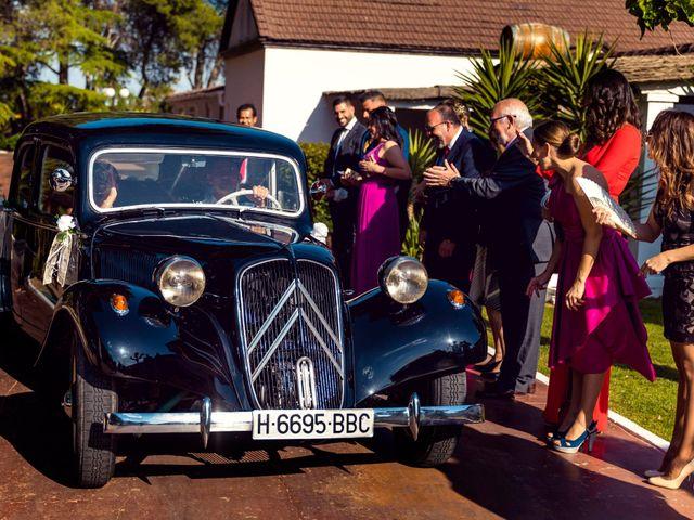 La boda de Fernando y Giovanna en Torrejon De La Calzada, Madrid 46